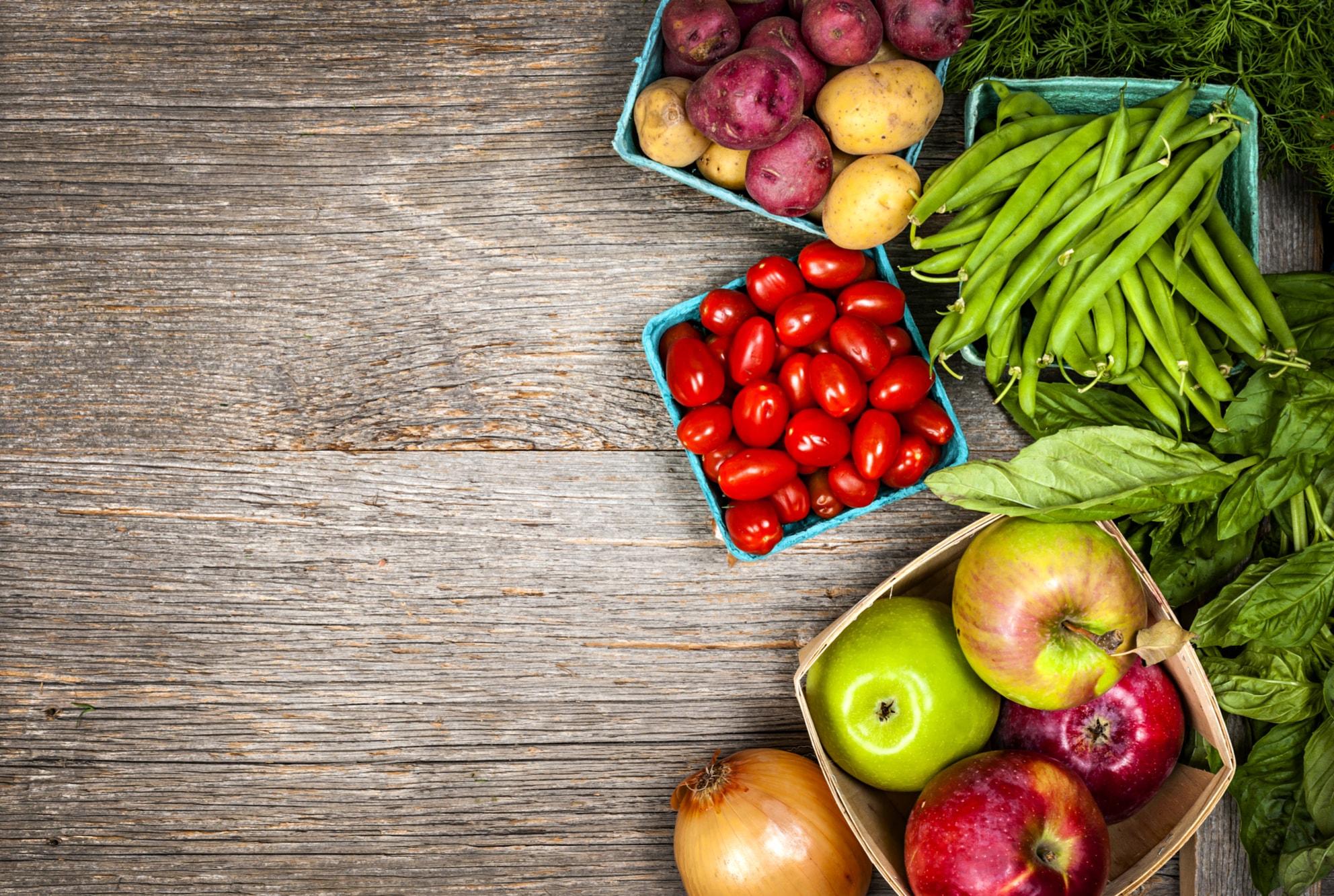 Senior Food Box Program
